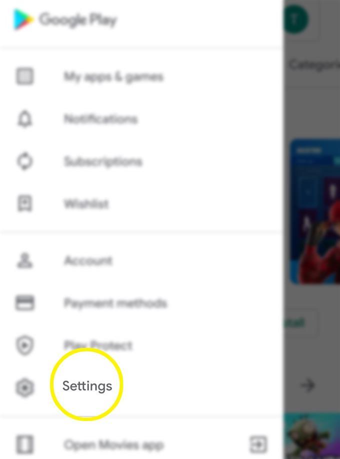 Как отключить обновления на Андроиде Samsung