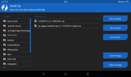Как установить Андроид на планшет Prestigio