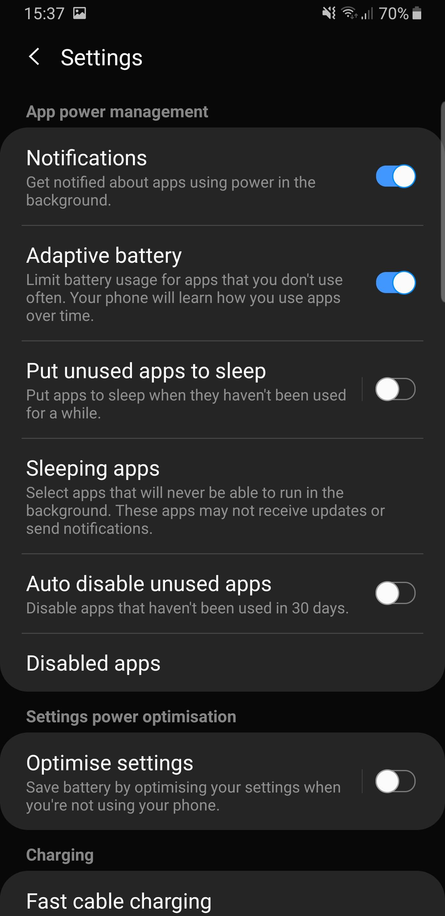 Как закрыть вкладки на Андроиде Самсунг s8