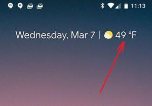Как убрать виджет Гугл на Андроид 9