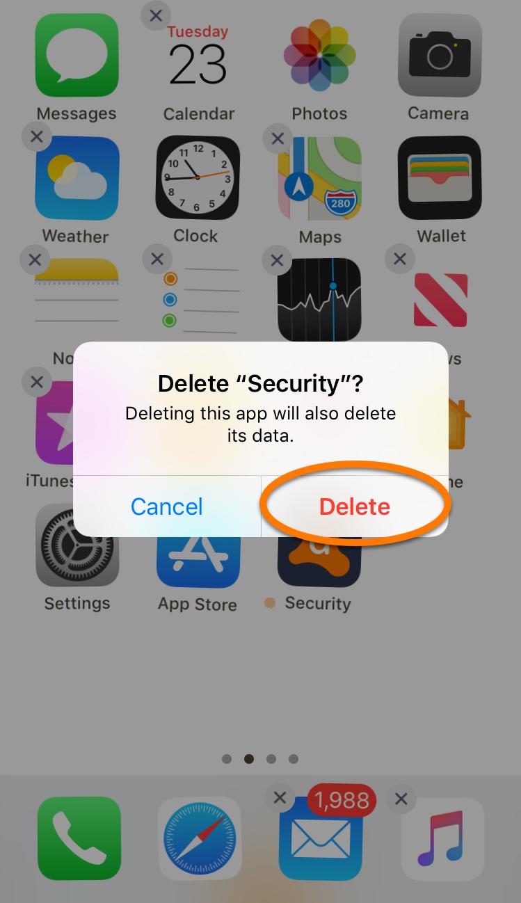 Как удалить антивирус аваст с Андроида