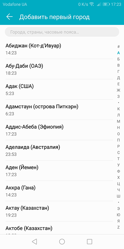Как удалить виджеты на Андроиде с планшета