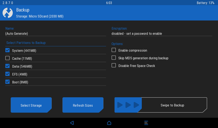 Как установить Андроид на планшет