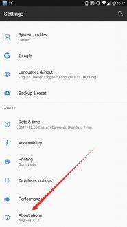Как установить русский язык на Андроид