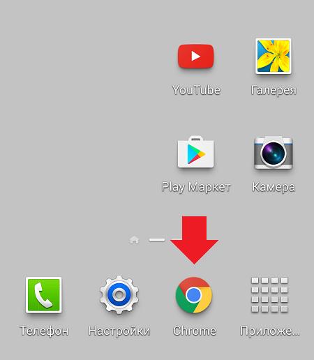Как быстро закрыть вкладку на Андроид