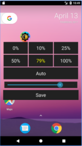 Как сделать экран ярче на телефоне Андроид