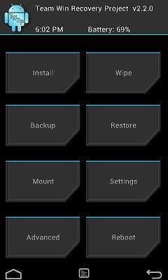 Как восстановить recovery Android