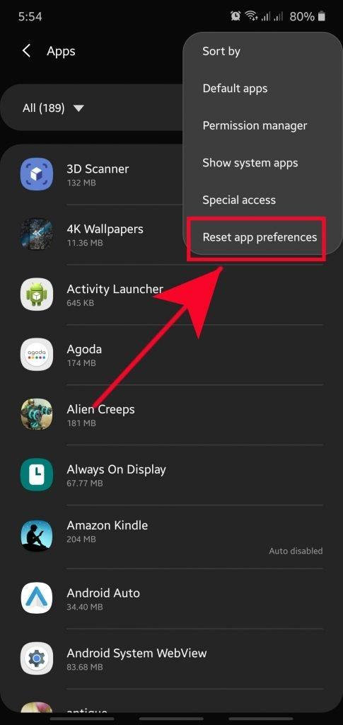 Как очистить список блютуз на Андроид