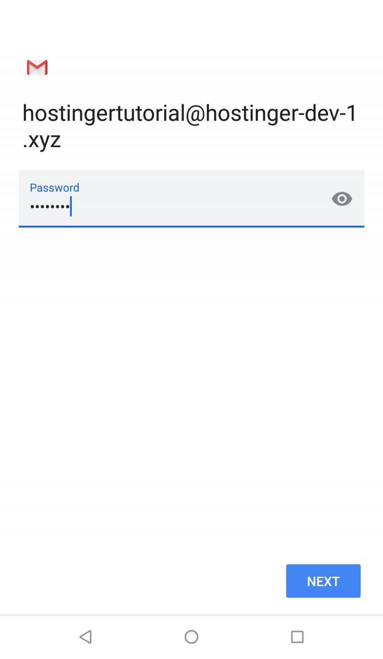 Как переустановить приложение email на Андроид