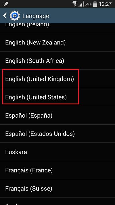 Как поменять страну в вк на Андроиде