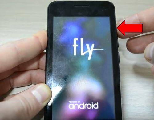 Как сбросить настройки на Андроиде fly
