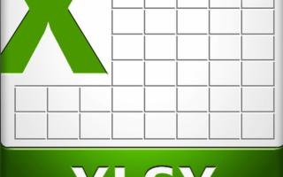Как открыть файл формата xlsx на Андроид
