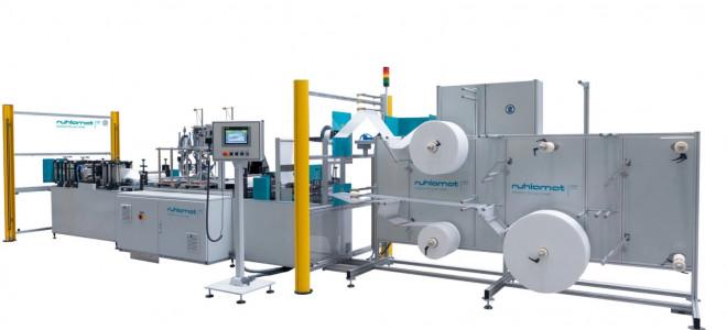 Производственная линия для изготовления масок / респираторов FFP2/N95